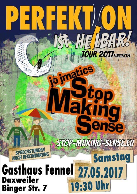 jjSMS Tour 2017einviertel - Daxweiler Gasthaus Fennel